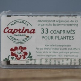 Lot de 2 Engrais Naturel Caprina